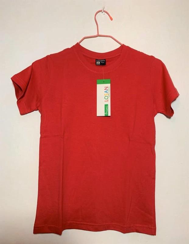 Camiseta básica LOSAN – Nuevas – Tallas 8,10 y 12 años