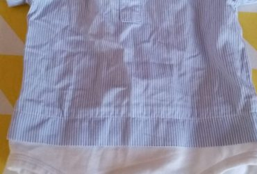 camisa-body chicco talla 0